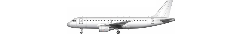 Airbus A320 illustration
