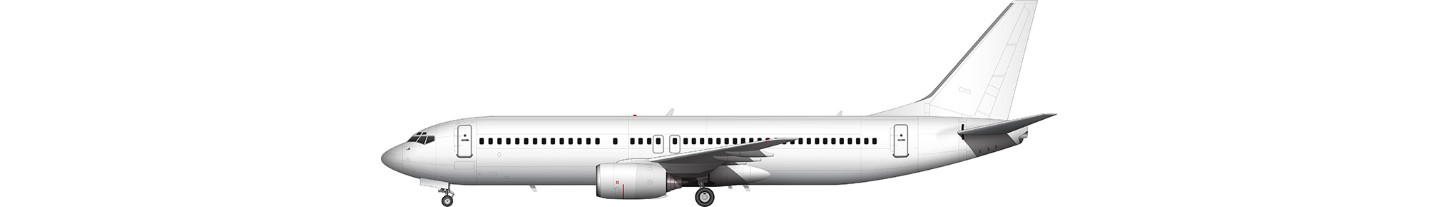 Boeing 737 illustration