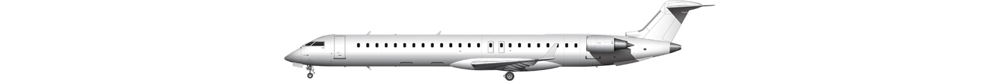 Bombardier CRJ-700 Series illustration