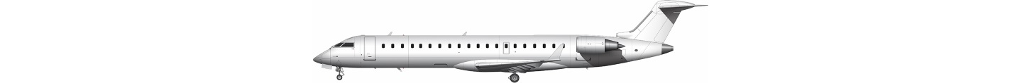 Bombardier CRJ-700 illustration