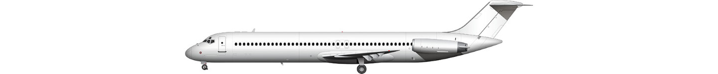 Douglas DC-9 illustration
