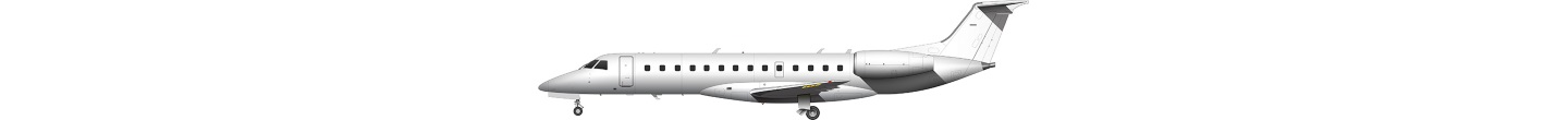 Embraer ERJ-135/140 illustration