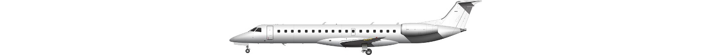 Embraer ERJ-145 illustration